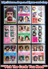 ☆ Topps 1977 Football Red Back Cards 101 to 200 (G) *Pick The Cards You Need*