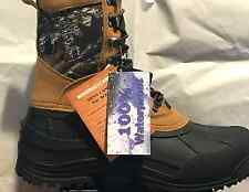 "PRO LINE Winchester Camo Pac  Mens 10"" Waterproof Insulated Camo Hunting Boot"