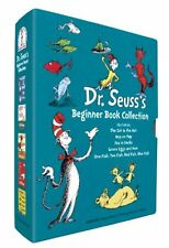 Dr. Seuss's Beginner Book Collection (cat In The Hat / One Fish Two Fish / Gree