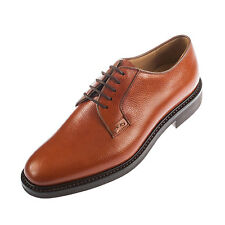 John Spencer Men's Dundee Country Calf Leather Oxford Shoe