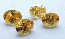 Oval Cubic Zirconia / 5x7 mm / Colored Stones  1 pair - assorted colors