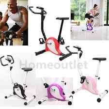 Exercise Bike Top Quality Fitness Cardio Workout Machine Adjustable Resistance