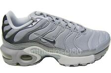 Nike Air Max Plus Tn GS Tuned Wolf Grey Juniors Girls Boys Women Trainers 655020
