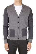 MAISON MARTIN MARGIELA 14 New Men Cardigan Sweater Wool Long sleeve Made Italy