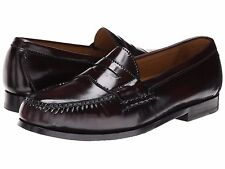 Men's Shoes Cole Haan Pinch Grand Penny Loafer C12755 Burgundy Leather  *New*