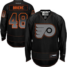 NHL Philadelphia Flyers Daniel Briere Premier Ice Hockey Shirt Jersey