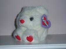 ~HUGS the Love Bear Swibco Puffkins #6679  NWT RT plush toy