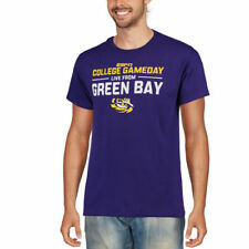 LSU Tigers Purple ESPN College Game Day T-Shirt - College