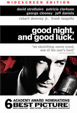 Good Night, And Good Luck (DVD, 2006) Widescreen Edition