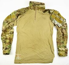AS IS CRYE PRECISION COMBAT G3 TACTICAL MULTICAM SHIRT MEDIUM / REGULAR