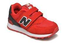Kids's New Balance Kv574 Low rise Trainers in Red