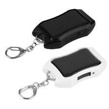 Mini Portable 1200mAh Solar Power Bank USB Charger Battery For Emergency BE