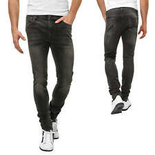 Jack & Jones Men's Jeans Trousers Pants Skinny Fit Denim Casual Stretch NEW