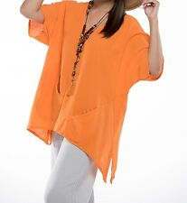 Oh My Gauze! Tiger Top, 100% Preshrunk Cotton Gauze, NWT, One Size Fits Most