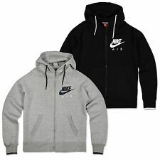 NIKE SWOOSH AIR HOODIE FLEECE HOODED JUMPER CLUB HOODY SWEATSHIRT JACKET S-XL