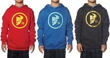 Thor Youth Boys Gasket Midweight Pullover Fleece Hoody