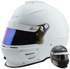 ZAMP - RZ-42 Pro SA2015 Kevlar Auto Racing Helmet - Lightweight HANS Snell Rated
