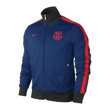 NIKE FC BARCELONA AUTHENTIC N98 TRACK JACKET Royal/Red.