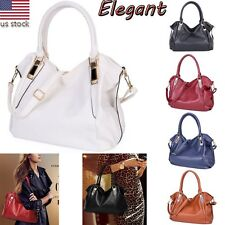 Women Handbags Shoulder Bag Tote Purse Leather Messenger Hobo Satchel Crossbody