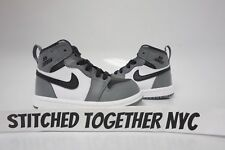 (705304-024) TODDLER AIR JORDAN 1 RETRO HIGH COOL GREY/WHITE/BLACK