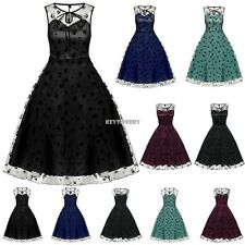 Women Lady Party Evening Formal Casual Party Ball Gown Prom Bridesmaid Dress
