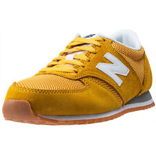 New Balance U420ywg Unisex Trainers Yellow White New Shoes