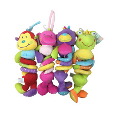 12 INCH ANIMALS WITH MUSICAL PULL STRING