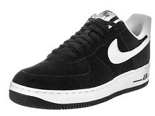 Nike AIR FORCE 1 '07 Mens Black/White 315122-068 Classic Sneakers Shoes
