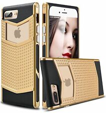 For iPhone 7 7 Plus Luxury Shockproof Armor Heavy Duty Rubber Hybrid Case Cover