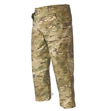 NEW TRU SPEC H20 PROOF GEN 2 TROUSERS PANTS ECWCS MULTICAM XXXLARGE / REGULAR