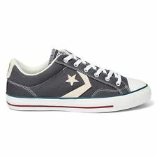 Converse Star Player Ox Charcoal Womens Trainers