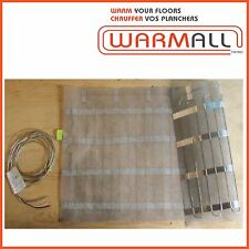 """Warm All Electric Floor Heating Mat 42"""" Wide - 120 Volts"""