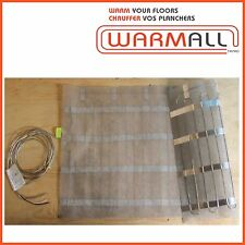 """Warm All Electric Floor Heating Mat 30"""" Wide - 240 Volts"""