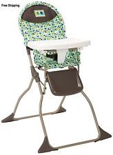 Baby High Chair Cosco Simple Fold Portable Seat New Free Shipping