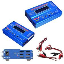 New iMAX B6 Digital LCD RC Lipo NiMh Battery Balance Charger Discharger DMP