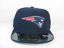 KIDS NEW ERA 59FIFTY FITTED NFL ON FIELD NEW ENGLAND PATRIOTS Navy/Red