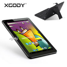 XGODY 32GB 9'' Android 4.4 Tablet PC Quad Core A7 1.3GHz Bluetooth WiFi 2xCamera