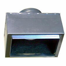 HVAC Insulated Register Box, Vent Box