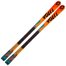 VOLKL Junior Racetiger Speedwall GS R Race SKIS with Plate  NEW 115842