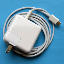 61W USB-C Power Adapter and 2M USB-C 3.1 Charge Cable for Apple Macbook Pro 13""