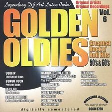 Golden Oldies, Vol. 6 [Original Sound 2002] by Various Artists (CD, Jun-2002 NEW