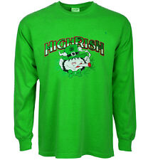 Funny st patricks day shirt weed pot 420 tee for men green pattys day bar crawl