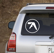 Aphex Twin Sticker | SET OF TWO | AFX Decal