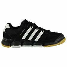 Adidas Team Spezial Indoor Training Shoes Mens Black/White Gym Trainers Sneakers