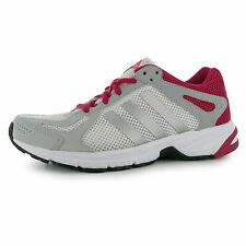 Adidas Duramo 55 Running Shoes Womens White/Pink Run Fitness Trainers Sneakers