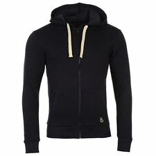 Jilted Generation Skinny Full Zip Hoody Mens Navy Hoodie Sweatshirt Jacket