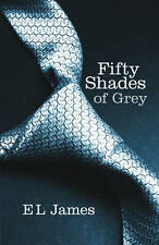 Fifty Shades of Grey, E L James - Paperback Book