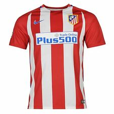 Nike Atletico Madrid Home Jersey 2016 2017 Mens Red/White Football Soccer Shirt