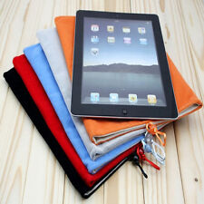 Soft Flannelette Bag Pouch Case Cover for PC TAB Ebook Reader iPad mini Air Pro