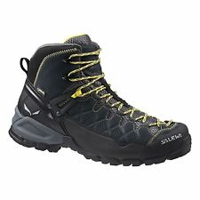 Salewa Alp Trainer Mid Gore-Tex Carbon Mens Trainers